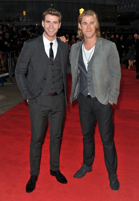 The Hunger Games Premiere-Arrivals-Cineworld, The o2 Arena, London, United Kingdom