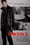 Taken 2 - Launch Artwork - One Sheet
