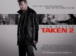 Taken 2 - Launch Artwork - Quad