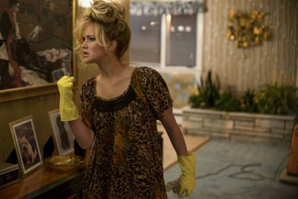 American Hustle Jennifer Lawrence crazy