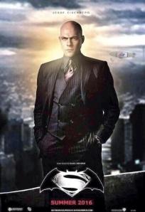 Jesse Eisenberg Lex Luthor