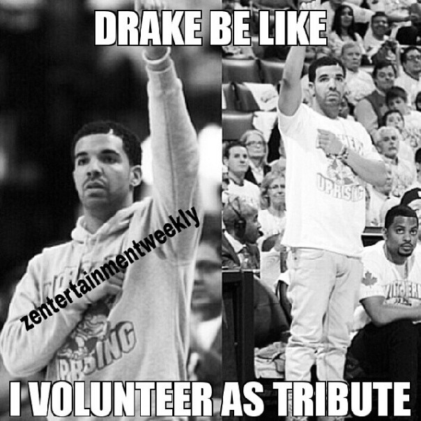 Drake Hunger Games