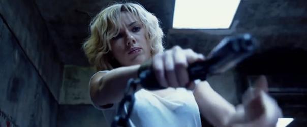 Scarlett Johansson Lucy trailer