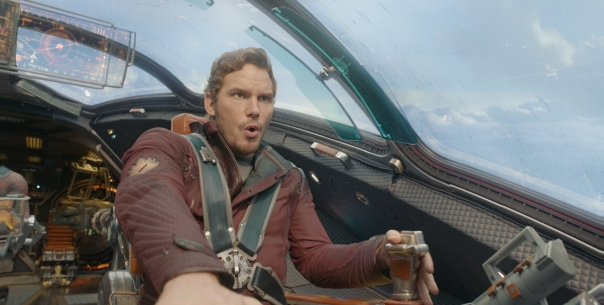 Guardians of the Galaxy Peter Quill Star-Lord Chris Pratt