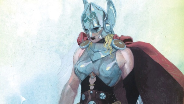 Marvel's female Thor