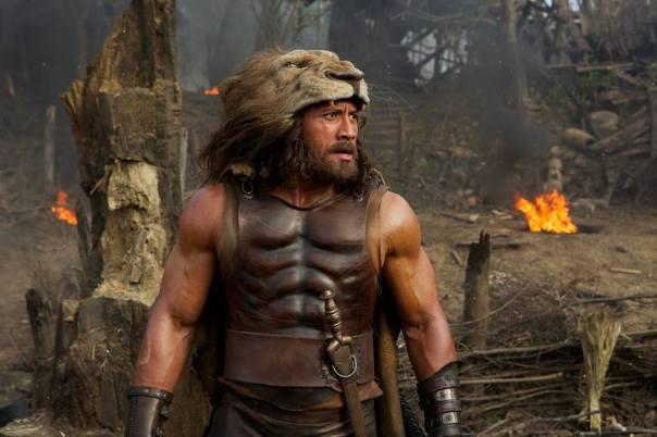 Dwayne Johnson Hercules The Rock
